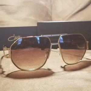 Cazal 9054 Sunglasses GLD